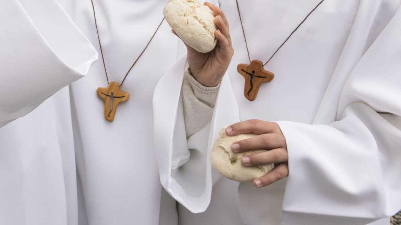 Pardon – Communion