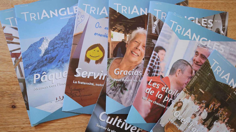 TriAngles Magazine